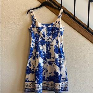 Ginger Jar/Chinoiserie Inspired Nine West Dress